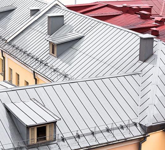 Metal Roofing 1